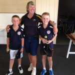 Hargreaves Boys and Cheryl Rawle
