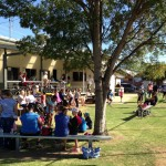 Hay Tennis Clubs huge 2015 Easter Egg Hunt !!! 90 junior members join in the Hunt