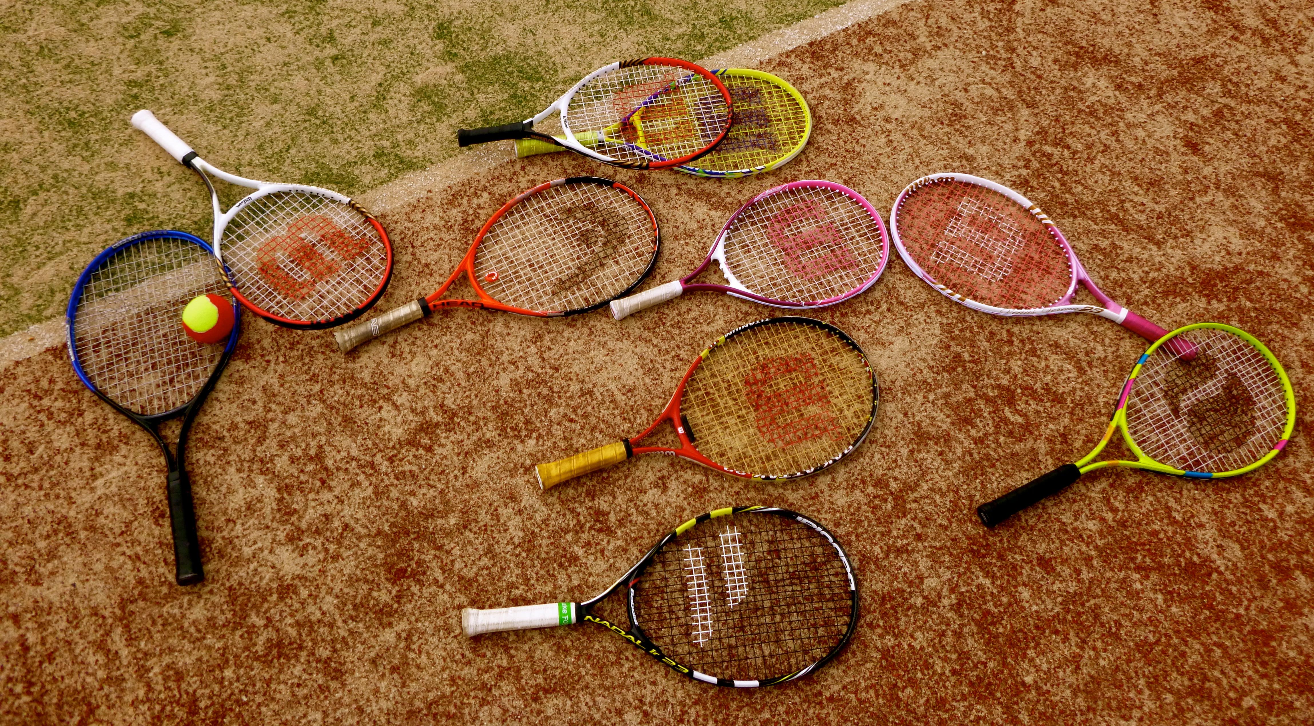 Nike Tennis Camp at Michigan State University