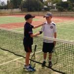 Semi Final Sportsmanship