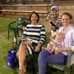 WAGS - Nicola, Jacqui, Lizzie