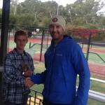 Corey Poole 17s Years Boys Runner Up