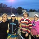 A-Grade Women's Final