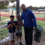 Jensen Hargreaves (Winner) Brad Callaghan (Runner Up) 11 yrs boys
