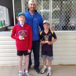 Pacey (Runner Up) and Ben (Winner) 13 Yrs Boys