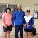 Sara Molloy (Winner), Stu and Siobhan (Runner Up) 17 yrs Girls