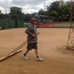Tony Callaghan Clay Court Recovery