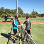Griffith Junior Series Tourney
