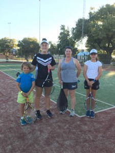 Cgrade womens Bidgee Bobcat and Demo ( Daniel Green and Hannah Stewart) won 8/5 over IGA ( Annie Summers and Sienna Lund )